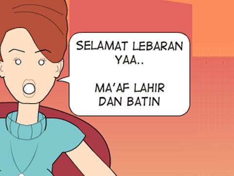 Kata Kata Lebaran