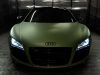 audi-r8-gets-matte-green-wrap_1