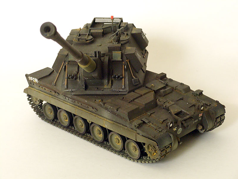Model Kit Italeri AS-90