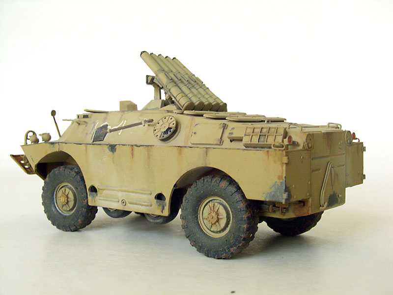 Model Kit Dragon BRDM-3