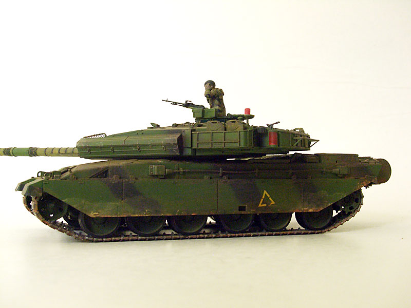 Model Kit Dragon Challenger 2 MBT