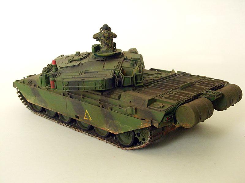 Model Kit Dragon Challenger 2 MBT