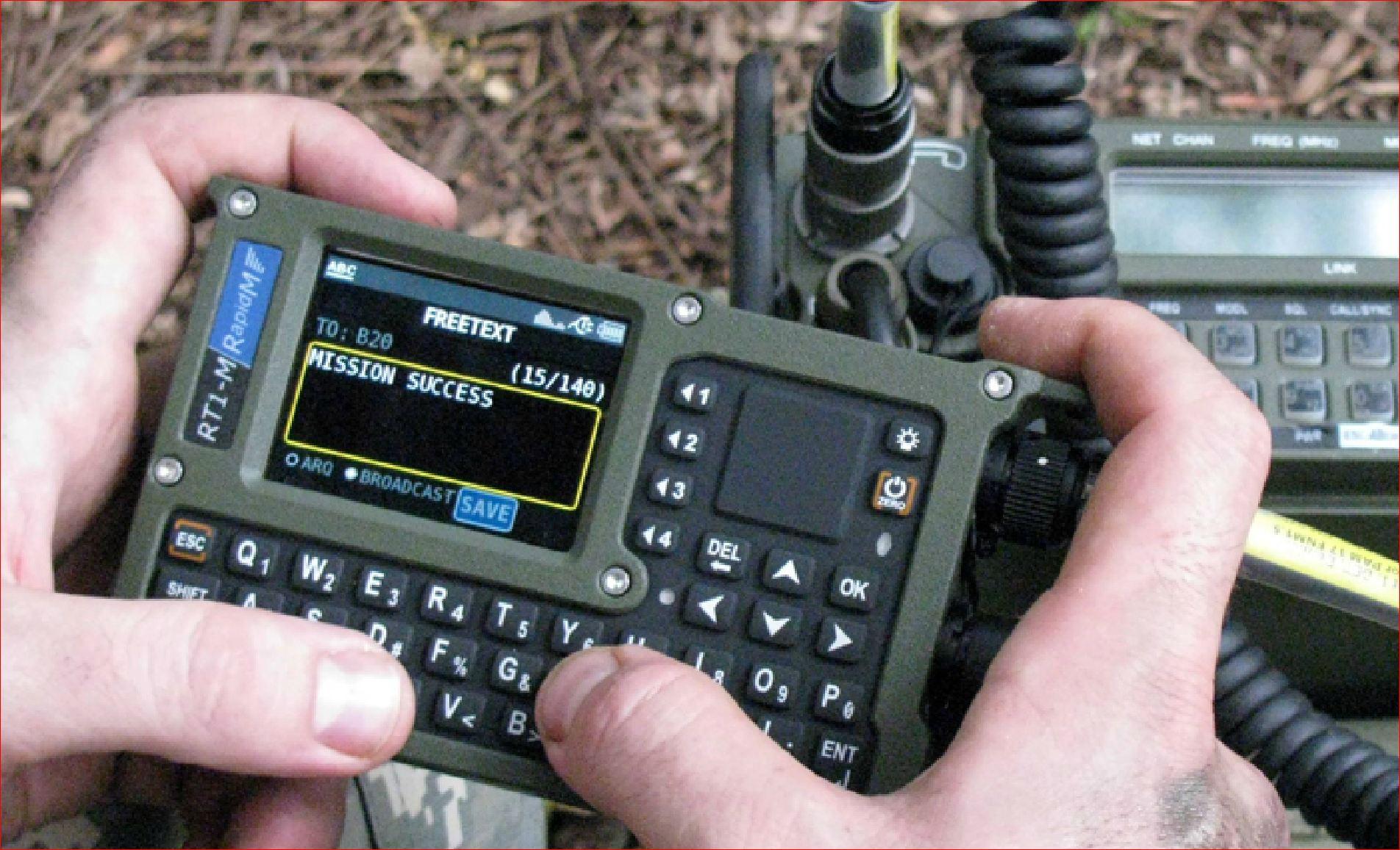 PDA Untuk Militer