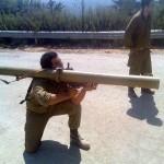 RPG-27 dan RPG-29 di Irak