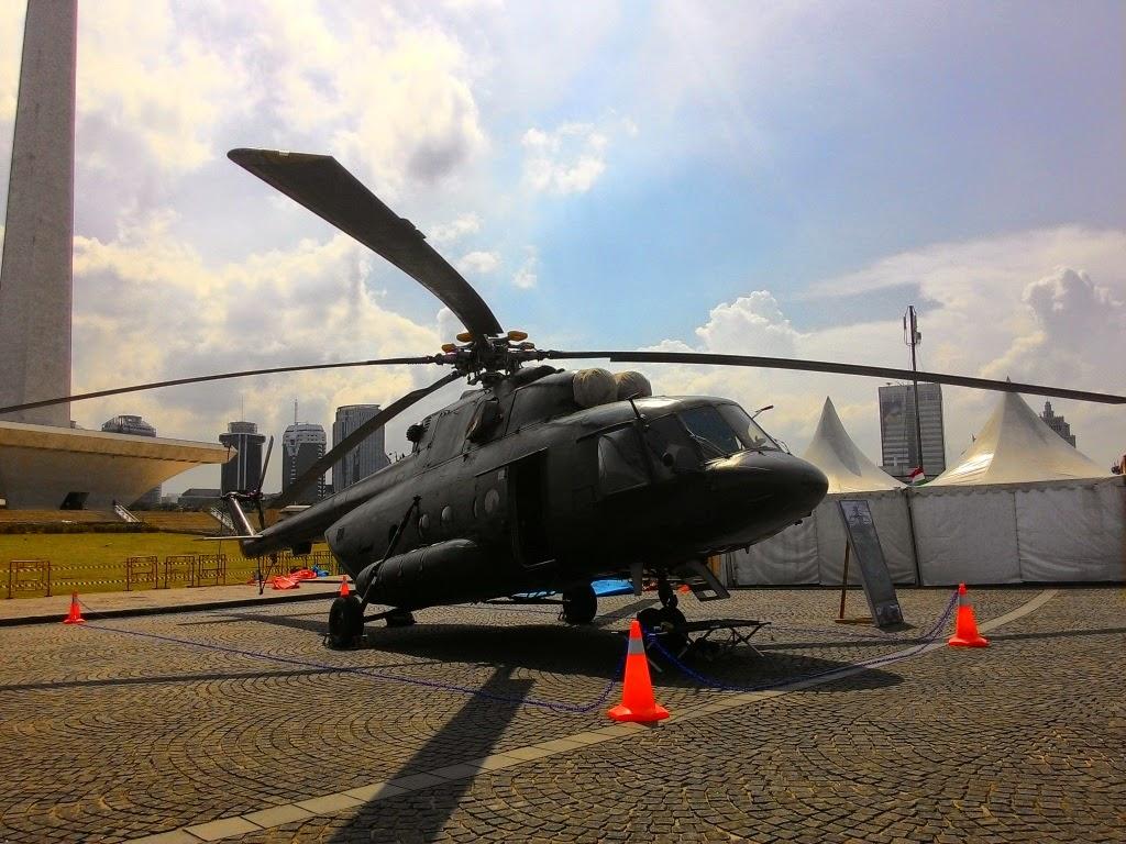 Mi-8/Mi-17 Helikopter Multi-Misi dari Russia.