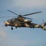 Helikopter Tempur Rooivalk