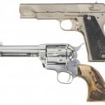 Perbedaan Pistol dan Revolver