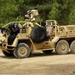 Supacat – Kendaraan Tempur Segala Medan (All Terrain Vehicle)