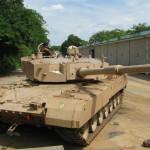 Arjun, Tank India