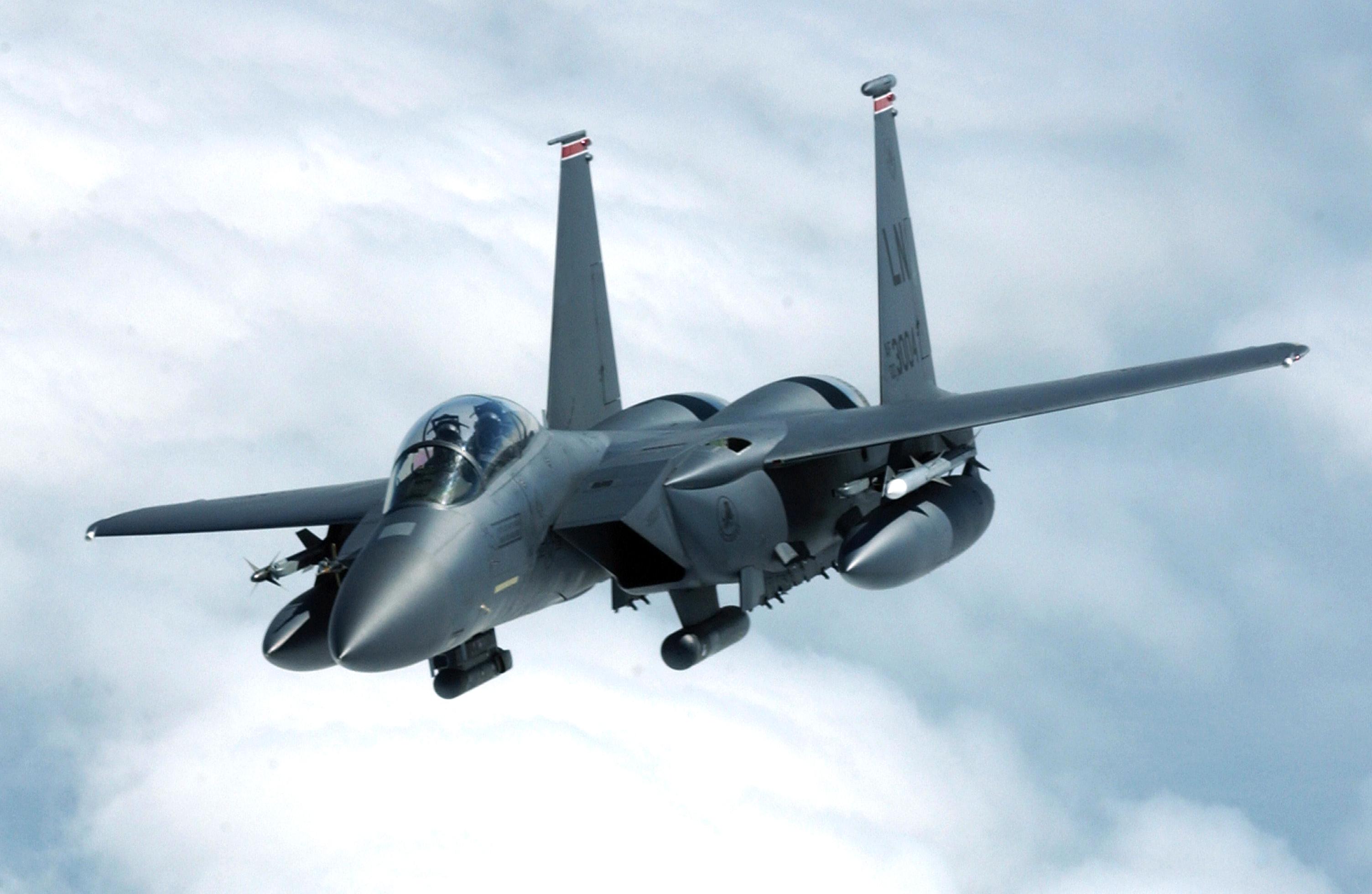 F 15 Singapura AS dalam Penjualan F-15E
