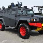 Kendaraan Taktis Militer (Rantis)