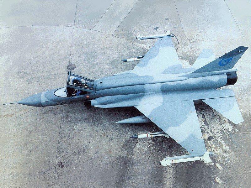 Pesawat Tempur (Fighter) Baru China