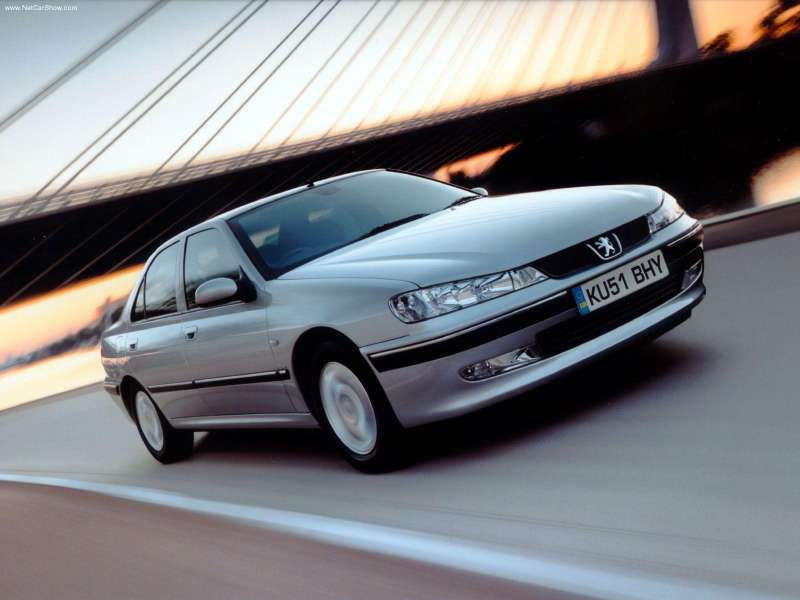 Peugeot 406 Themes