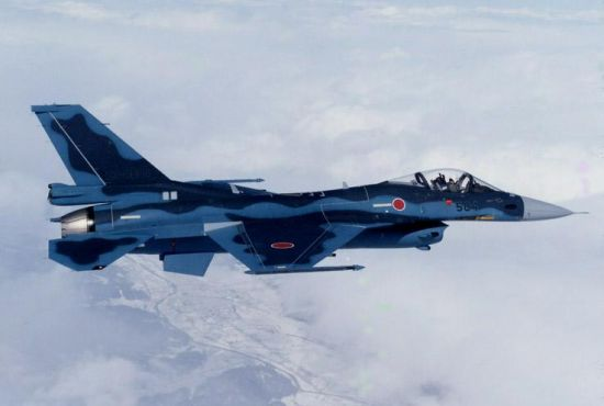 Mitsubishi F-2 atau F-16 Versi Jepang