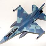 F-16 Elang Biru TNI-AU (Blue Falcon Diecast)