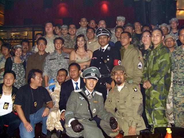 Code 4 Wargame Club Anniversary