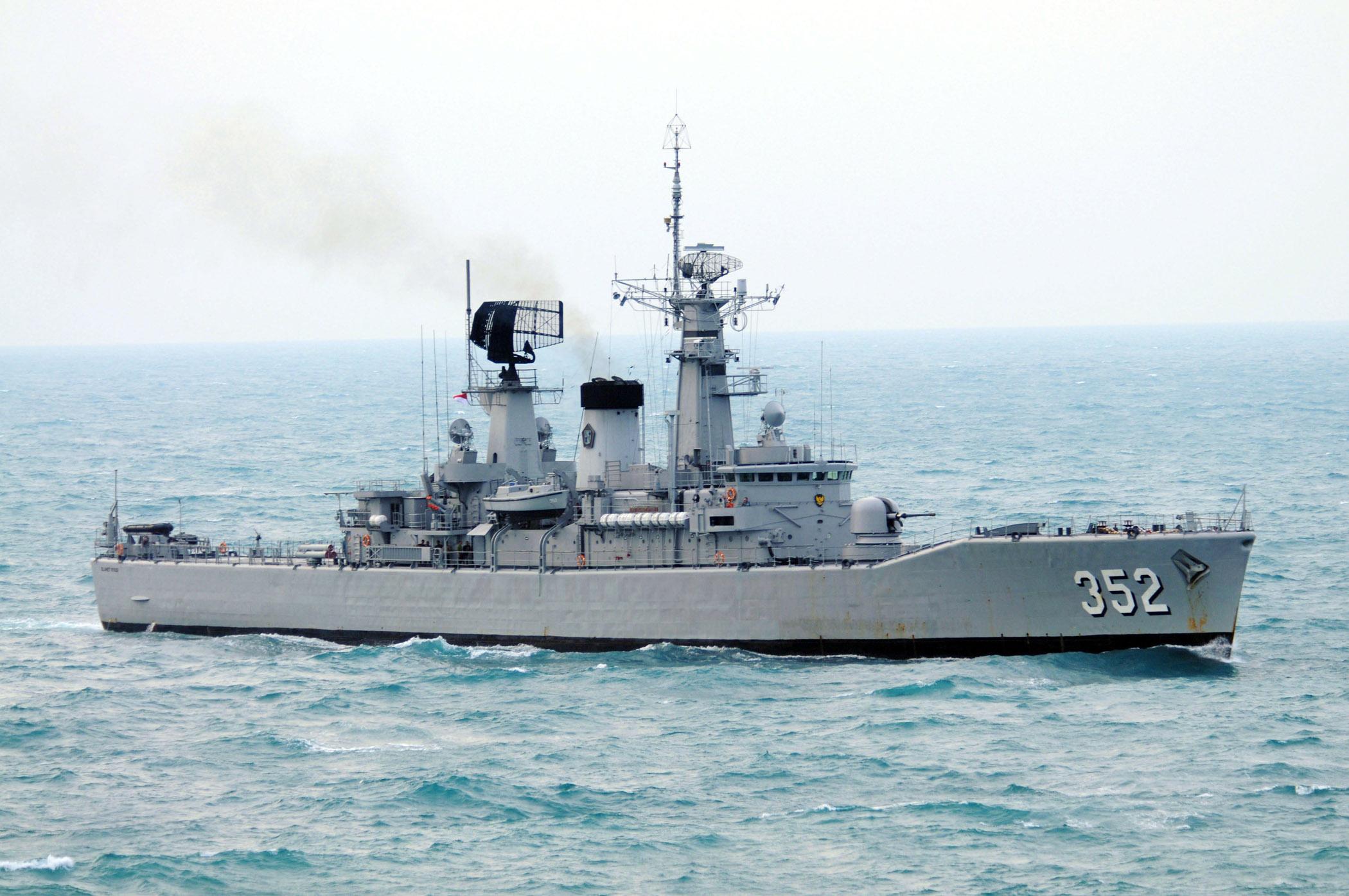Pengembangan Armada TNI-AL