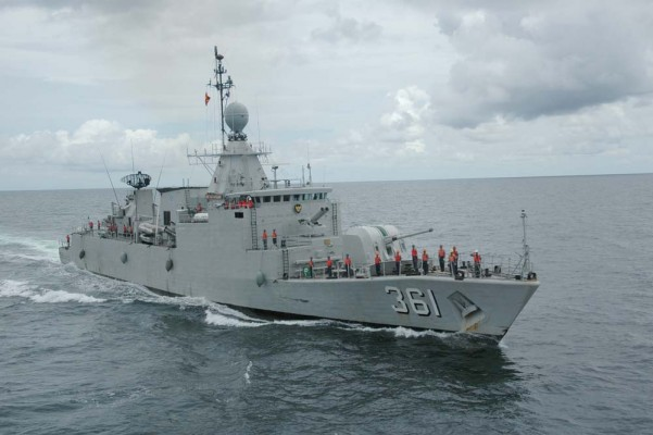Kapal Perang TNI-AL