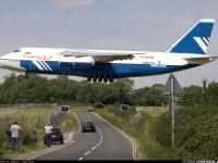 Pesawat Angkut Antonov AN-124 Condor