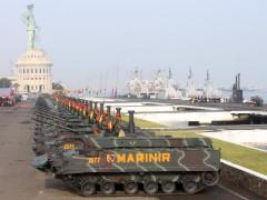 BMP-3 IFV untuk Marinir TNI-AL Kita