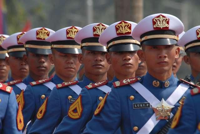 Tempat Pendaftaran Akmil (Akademi Militer)