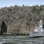 Musko, Pelabuhan Bawah Tanah Swedia
