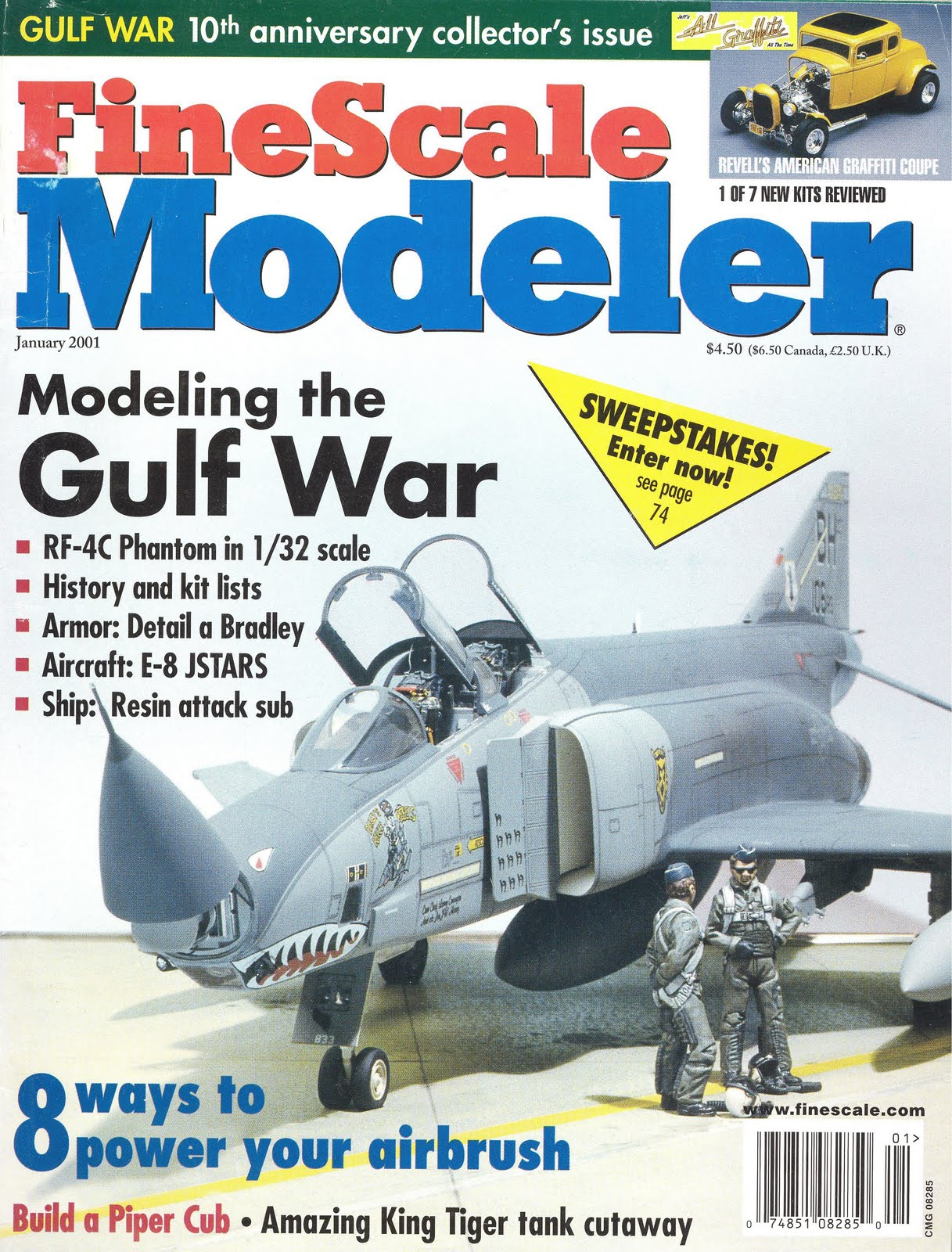 Koleksi Majalah Model Kit Finescale Modeler