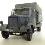 Model Kit Mercedes L3000 Jerman WWII