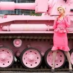 Tank Tank Perang Yang Imut