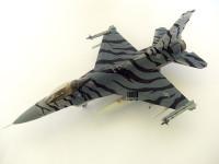 Diecast Pesawat F-16 Tiger Meet