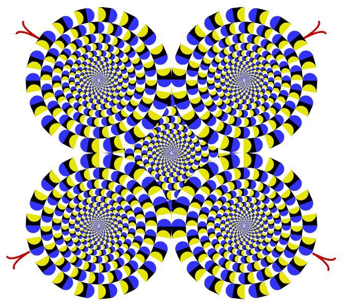 ilusi optikal