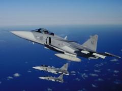 DIJUAL: Pesawat Tempur JAS Grippen (Tanpa Perantara)