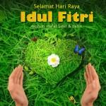 Kumpulan Kartu Lebaran Kartu Ucapan Selamat Hari Raya Idul Fitri 2015