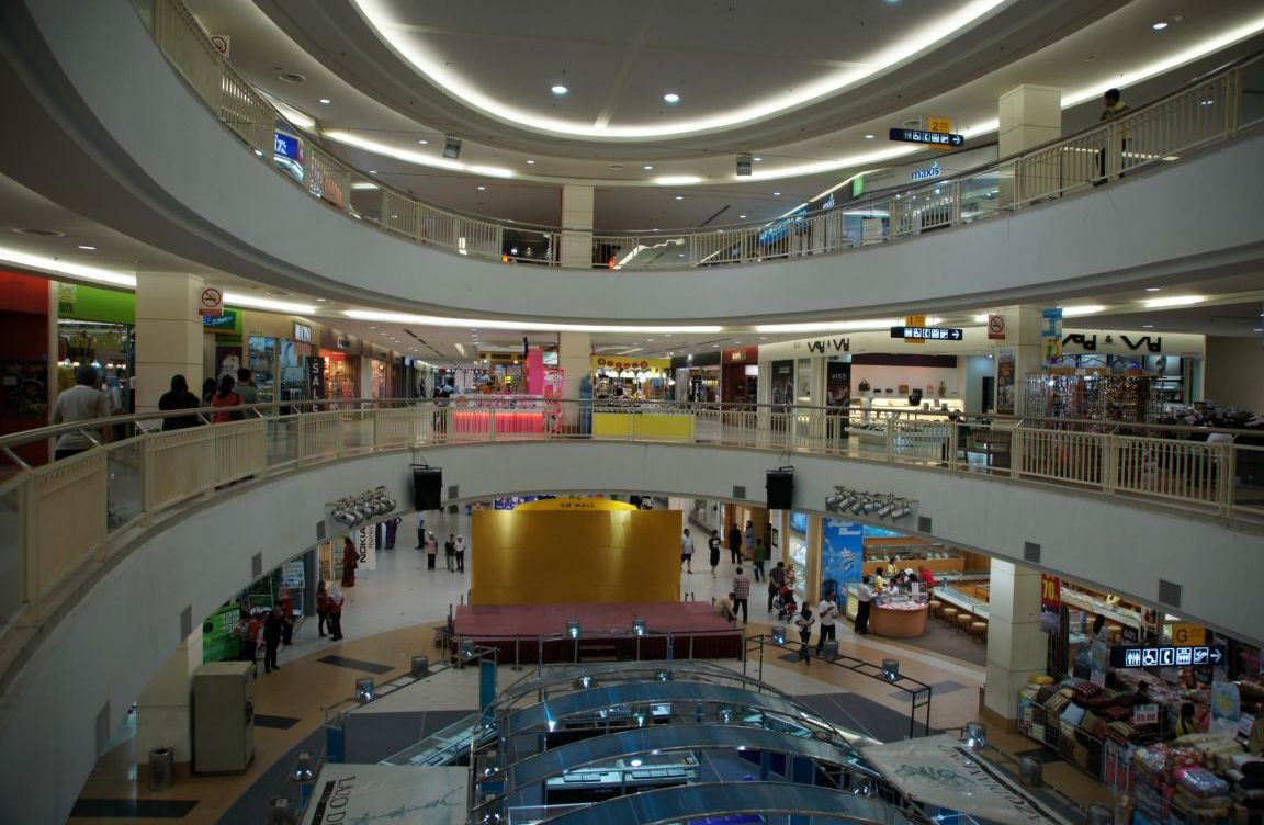 Jakarta, Kota Mal Terbesar Di Dunia
