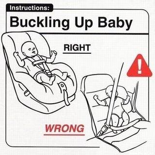 Memasang Seat Belt