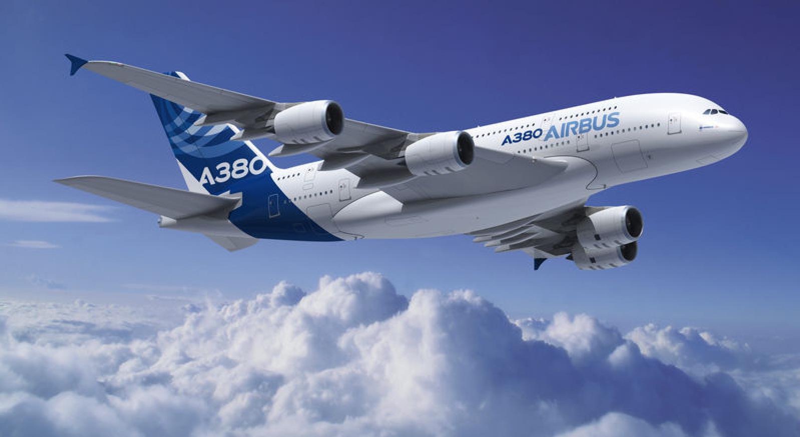 Nikmatnya Airbus A380