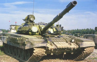 Russian T-72