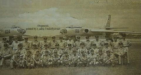 TU-16 AURI Crew