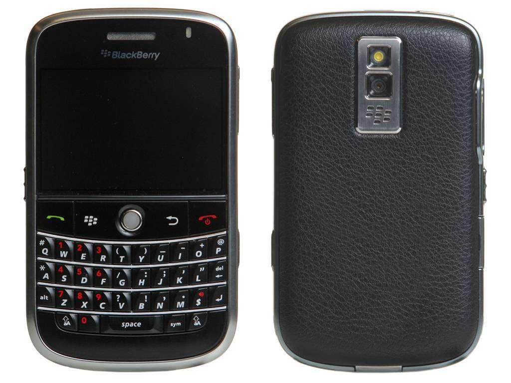Blackberry Bold OS V4.6.0.297