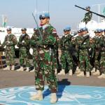 Bulan Puasa TNI-AD Tetap Jaga Perbatasan Israel – Lebanon