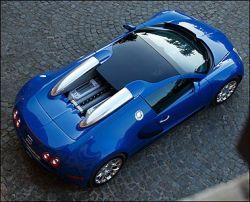 Mobil Bugatti Veyron Grand Sport