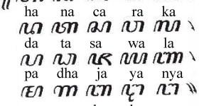 hanacaraka