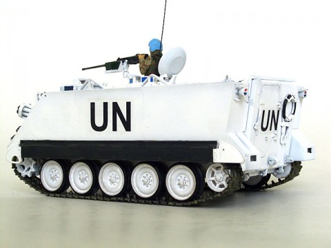 United Nations M113-A2
