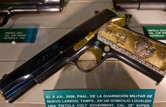 Gold-1911