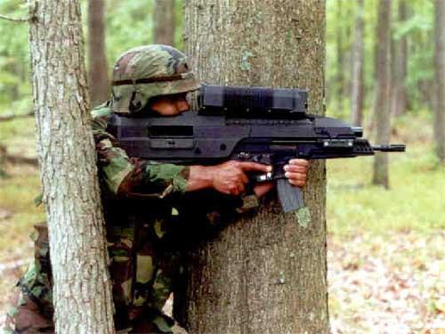 Army's XM29