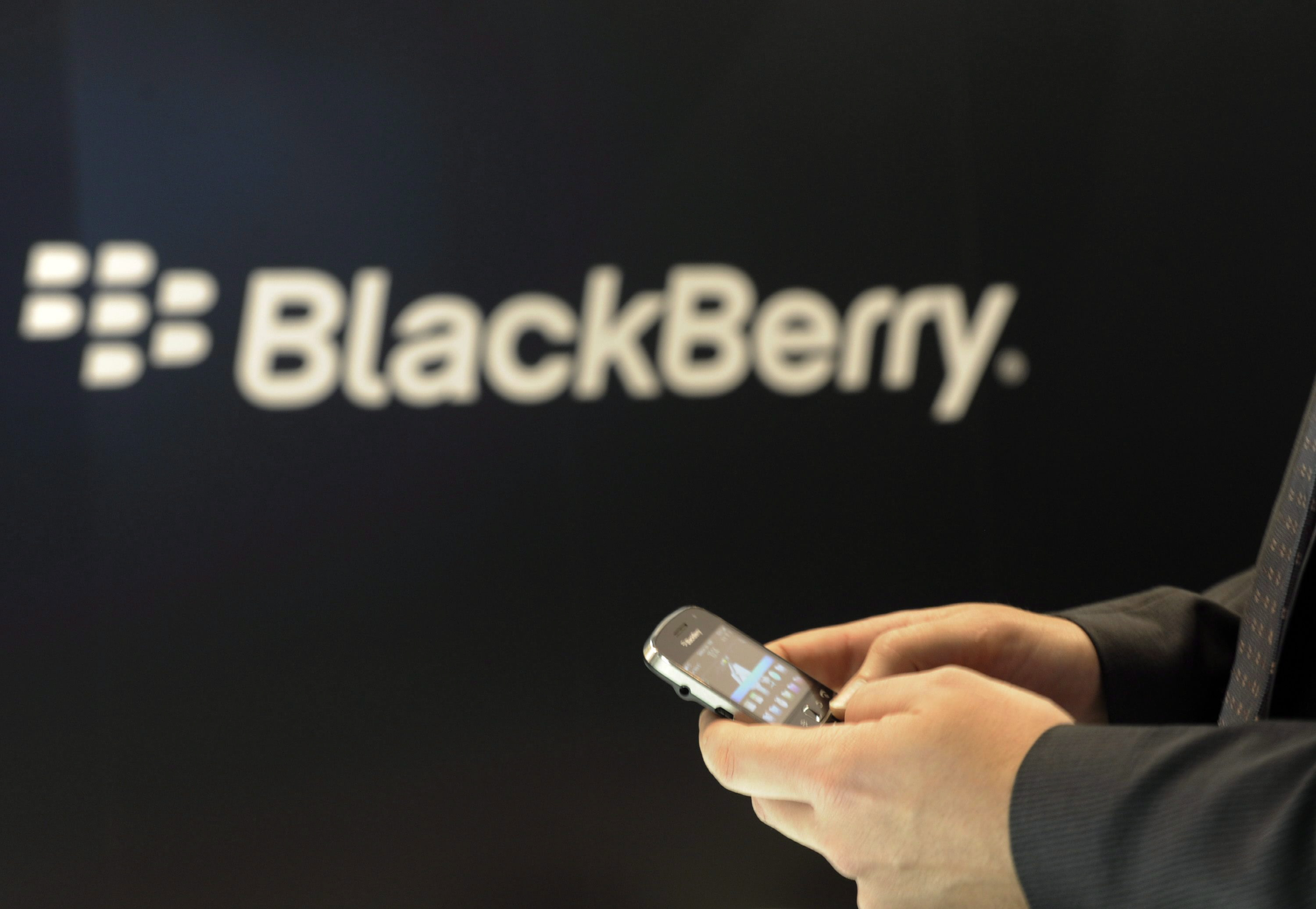 Blackberry 5 Reasons