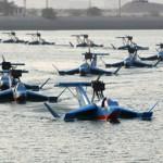 Perahu Terbang Siluman Iran