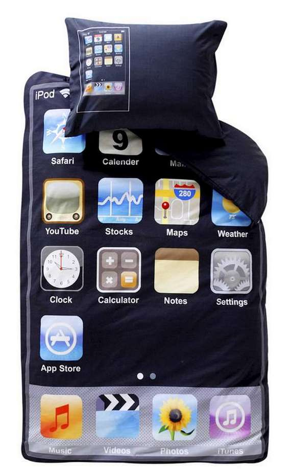 Bed Cover Iphone