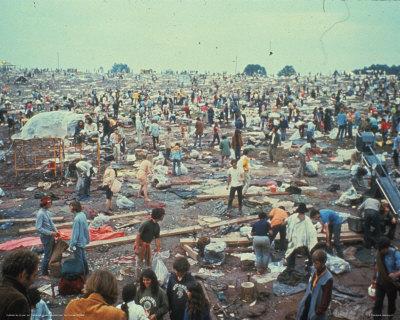 woodstock American-contemporary-history expert, Bert Feldman named Woodstock