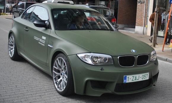 militarygreencarmatte